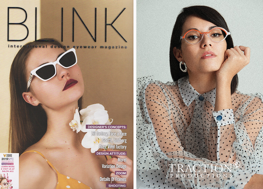 BLINK EYEWEAR MAGAZINE