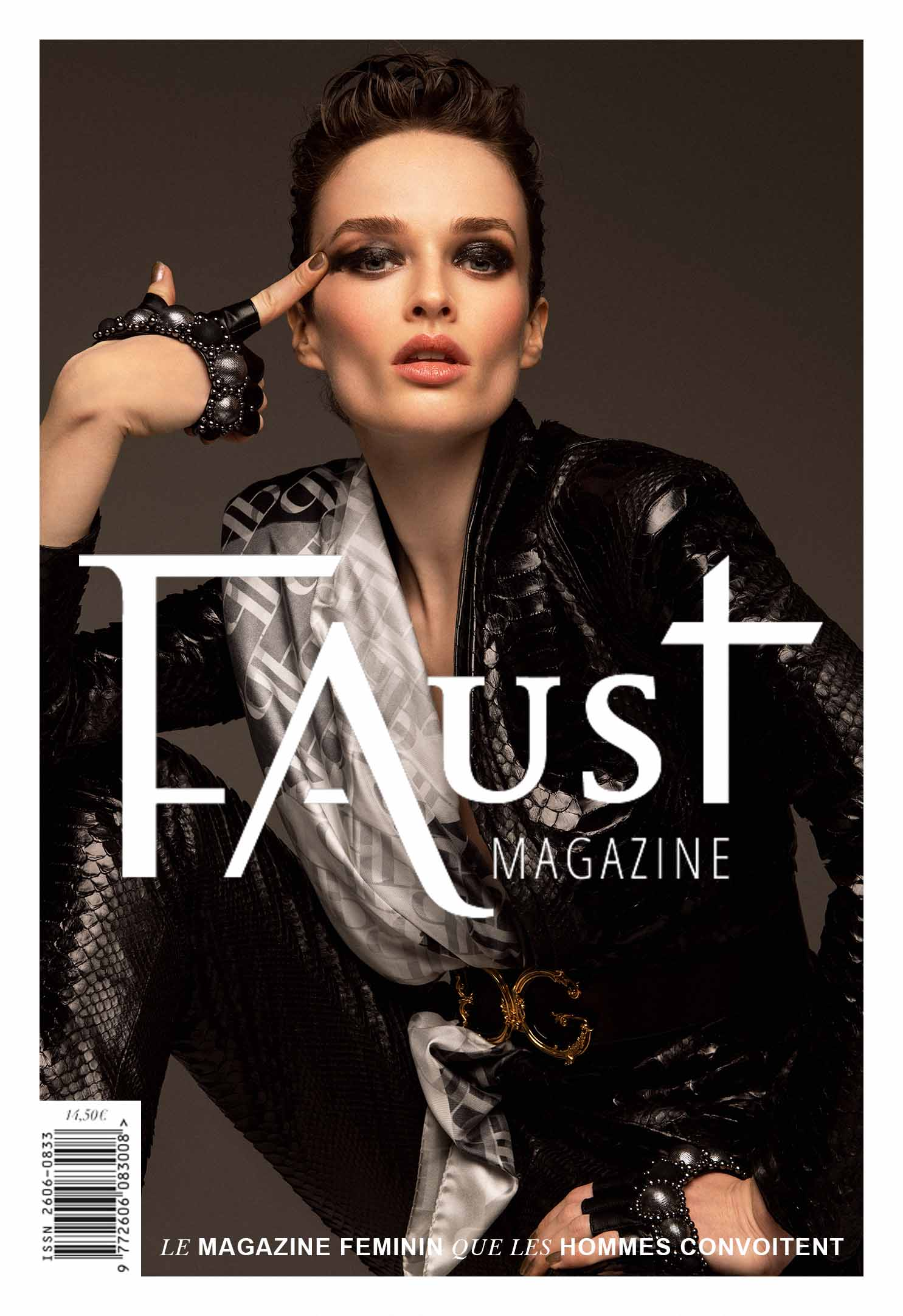 COVER FAUST MAGAZINE